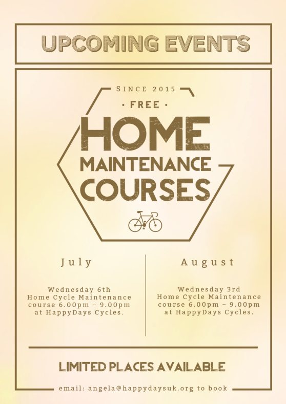 Home Maintenance Courses-01