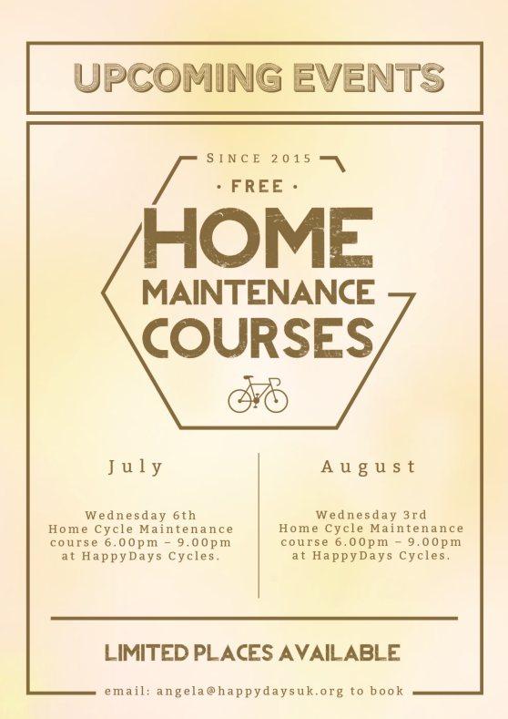 Home Maintenance Courses-01